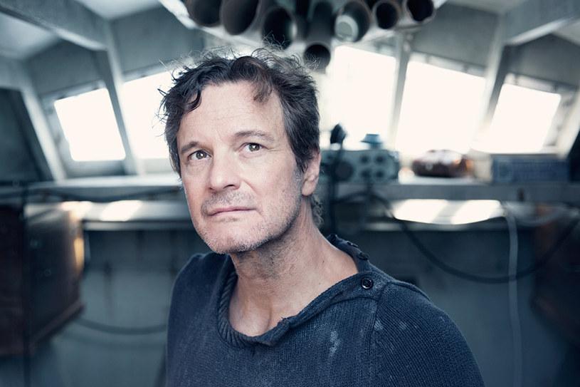 """Colin Firth wyraził chęć zagrania Donalda Crowhursta w filmie """"Na głęboką wodę"""" jeszcze zanim reżyser James Marsh przystąpił do tego projektu."""