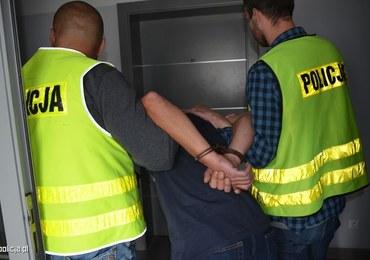 Pomorskie: Policja zatrzymała mężczyznę, który może mieć związek z molestowaniem dziewczynki