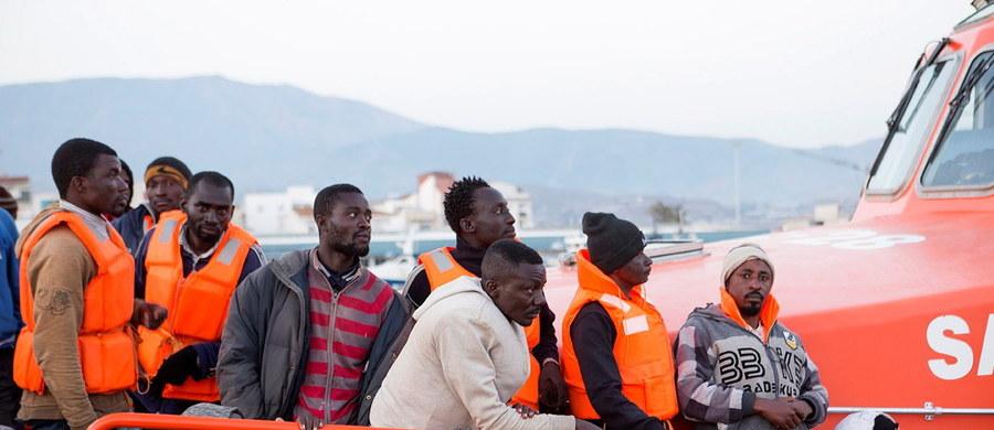 Kutry patrolowe żandarmerii Guardia Civil i inne hiszpańskie jednostki uratowały w sobotę prawie 600 imigrantów, którzy usiłowali dotrzeć z Afryki Subsaharyjskiej do wybrzeży Hiszpanii  i Wysp Kanaryjskich na tratwach i łodziach wiosłowych.