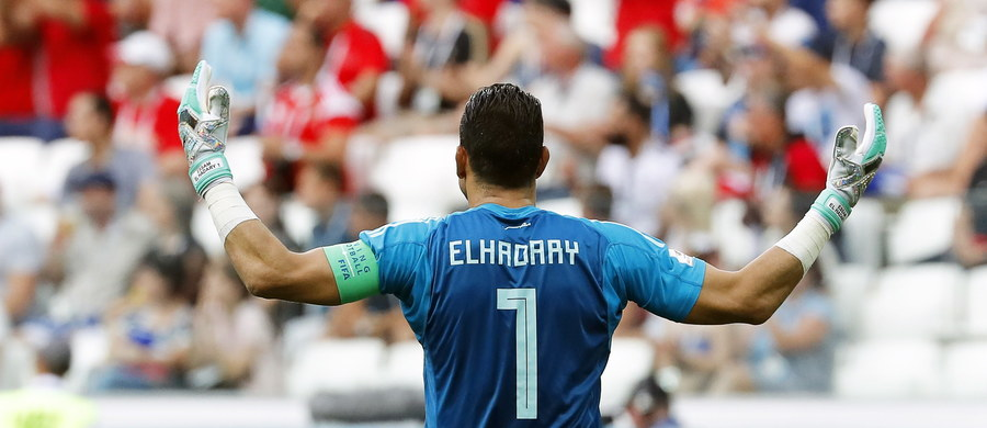 Mecz, który przejdzie do historii mistrzostw świata! To z powodu egipskiego bramkarza Essama El Hadariego, który ma 45 lat i jest najstarszym uczestnikiem mundialu. Nie dość, że jest rekordzistą, to jeszcze bardzo pomógł swojej drużynie broniąc rzut karny wykonywany przez Fahad Al-Muwallada. Ostatecznie Arabia Saudyjska wygrała z Egiptem 2:1, a zwycięstwo zapewniła sobie w ostatniej minucie doliczonego czasu gry.