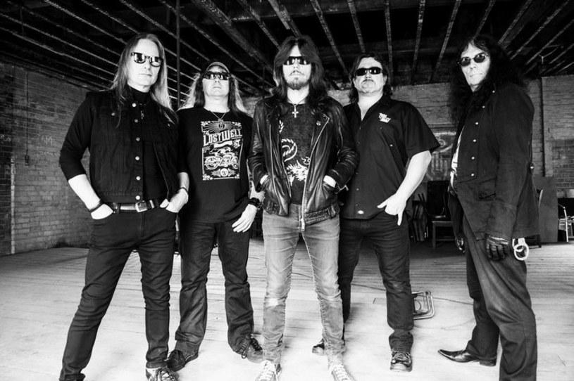 Weterani brytyjskiego heavy metalu z grupy Satan zarejestrowali nowy album.