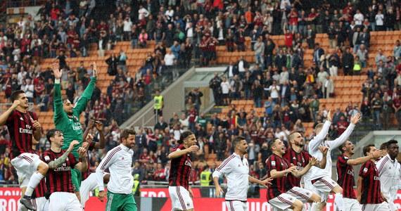 AC Milan został wykluczony na dwa lata z europejskich pucharów za naruszenie zasad finansowego fair play. Nie będzie mógł zatem wystąpić w najbliższych rozgrywkach Ligi Europejskiej, do której się zakwalifikował - poinformowała UEFA.
