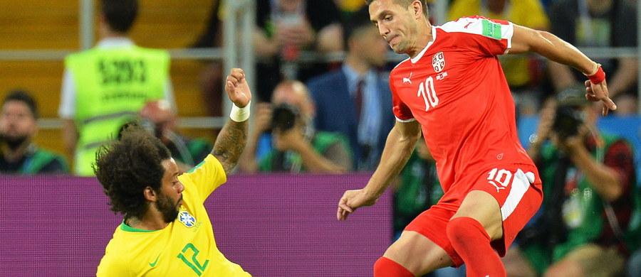 Brazylijski piłkarz Marcelo, który opuścił boisko w 10. minucie meczu z Serbią (2:0), powinien wkrótce wrócić do treningów. Według sztabu medycznego, uraz pleców okazał się niegroźny i zawodnik prawdopodobnie zagra w 1/8 finału mistrzostw świata z Meksykiem.