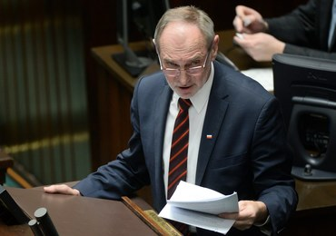Wiceminister rolnictwa złożył rezygnację
