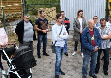 Kujawsko-Pomorskie: Mieszkańcy blokują składowisko odpadów, wyznaczyli dyżury