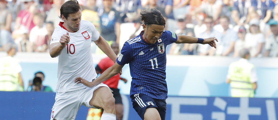 Polska w swoim ostatnim meczu grupowym pokonuje Japonię 1:0 po bramce Jana Bednarka. Nasza reprezentacja już wcześniej traciła szansę na awans do 1/8 finału i z dorobkiem 3 punktów zajmuje 4. miejsce w tabeli.