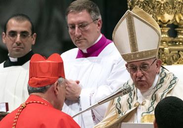 Papieski jałmużnik Konrad Krajewski kardynałem
