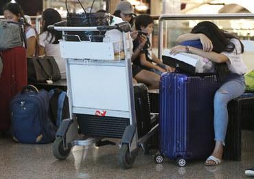 Turyści utknęli na Bali. Z powodu wybuchu wulkanu zamknięto lotnisko