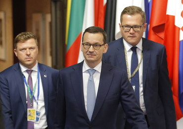 Morawiecki o unijnym szczycie: Konkluzje są dla nas dobre, to gigantyczny sukces Polski