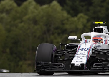 Formuła 1: Robert Kubica najsłabszy na treningu przed GP Austrii