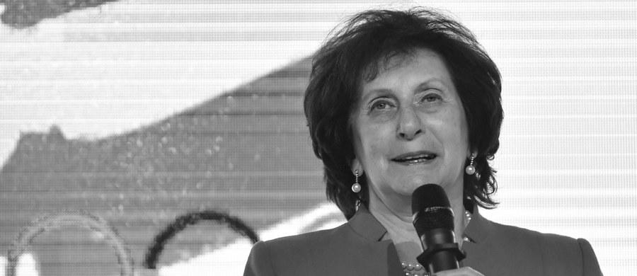 Zmarła Irena Szewińska -  poinformował  jej mąż Janusz Szewiński, miała 72 lata. Polska lekkoatletka specjalizowała się w biegach sprinterskich i skoku w dal. Siedmiokrotnie w latach 1964-1976 sięgała po olimpijskie medale  - 3 złote, 2 srebrne i 2 brązowe.