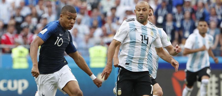 """Po odpadnięciu Argentyny z mistrzostw świata w Rosji Javier Mascherano ogłosił, że nie będzie więcej występował w drużynie narodowej. """"To koniec. Teraz będę już tylko kibicem reprezentacji"""" - powiedział piłkarz."""