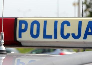 Śląskie: Uciekał przed policją autem, potem pieszo. Padły strzały