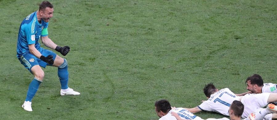 70a69c218 Po serii rzutów karnych Rosja eliminuje Hiszpanię i awansuje do  ćwierćfinału mistrzostw