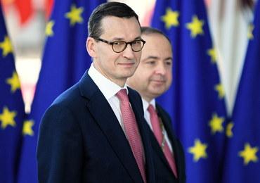 """Nieoficjalnie: Premier zawarł """"niepisaną umowę"""" z wiceszefem KE ws. zmian w SN"""