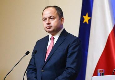 Szymański: Trybunał Sprawiedliwości UE będzie miał przed sobą trudne zadanie