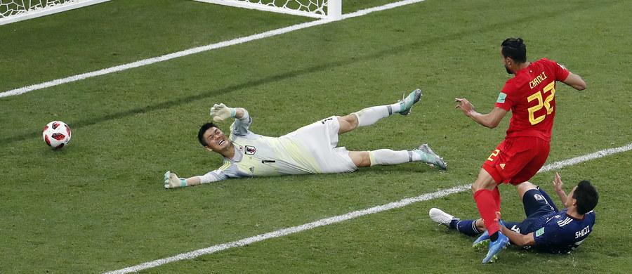 Co to był za mecz! Belgia przegrywała już Japonią 0:2, żeby w ostatniej minucie doliczonego czasu gry przechylić szalę zwycięstwa na swoja korzyść dzięki bramce Nacera Chadli i wygrać 3:2. W ćwierćfinale zmierzy się z reprezentacją Brazylii, która pokonała Meksyk 2:0.