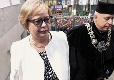 Prezydent poinformował Małgorzatę Gersdorf o wygaśnięciu jej mandatu