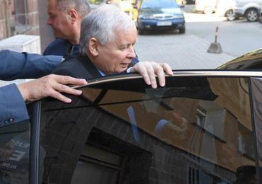 """Kaczyński o """"buncie"""" w SN: Akcja skazana na """"sromotną klęskę"""""""