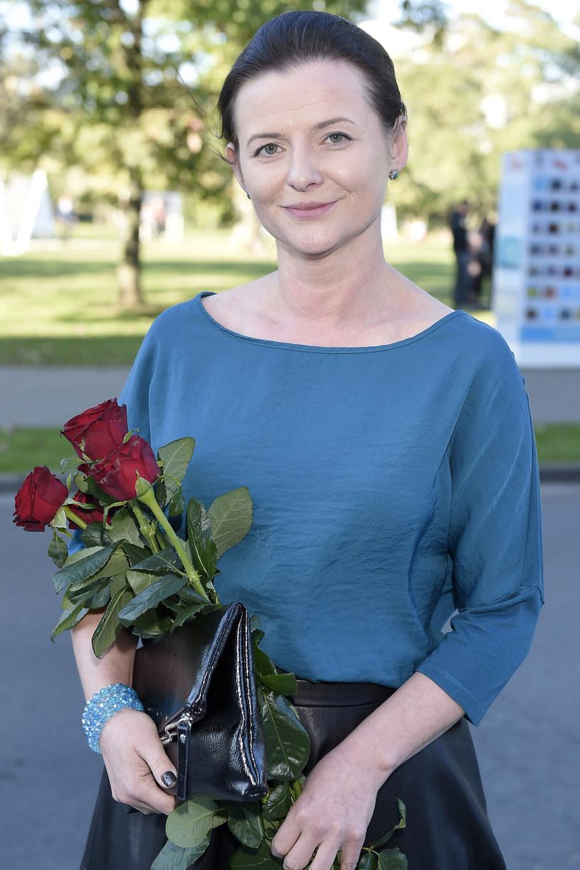 Jowita Budnik przyznaje, że czuje się spełniona jako kobieta, matka, a także zawodowo. Cechuje ją też życiowy optymizm i dla niej szklanka zawsze jest do połowy pełna.