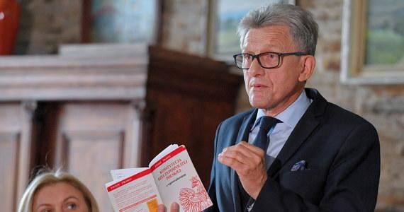 W tej chwili w Polsce nie ma Pierwszego Prezesa Sądu Najwyższego. Ta funkcja pozostaje nieobsadzona - tak w rozmowie z RMF FM mówi Stanisław Piotrowicz, poseł Prawa i Sprawiedliwości i główny organizator aktualnych zmian w sądownictwie.