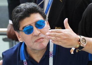 """Maradona ostro o Messim: """"Na tej pozycji trzeba szukać piłki i strzelać!"""""""