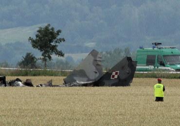 Katastrofa wojskowego MIG-a 29: Pilot zgłaszał problemy techniczne