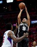 Liga NBA - Tony Parker po 17 latach opuszcza San Antonio Spurs