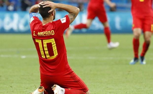 Belgijski piłkarz Eden Hazard w piątkowym, ćwierćfinałowym meczu z Brazylią (2:1) w Kazaniu wykonał dziesięć dryblingów i wszystkie były udane. To rekord mistrzostw świata; statystyki prowadzone są od 1966 roku.