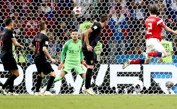 To był prawdziwy thriller. Na stadionie w Soczi Chorwacja po rzutach karnych wygrała z Rosją i awansowała do półfinału mundialu. Po dogrywce był remis 2:2, a w serii jedenastek Chorwacja zwyciężyła 4:3. Podopieczni Zlatko Dalicia w półfinale zagrają z reprezentacją Anglii, która pokonała Szwecję.