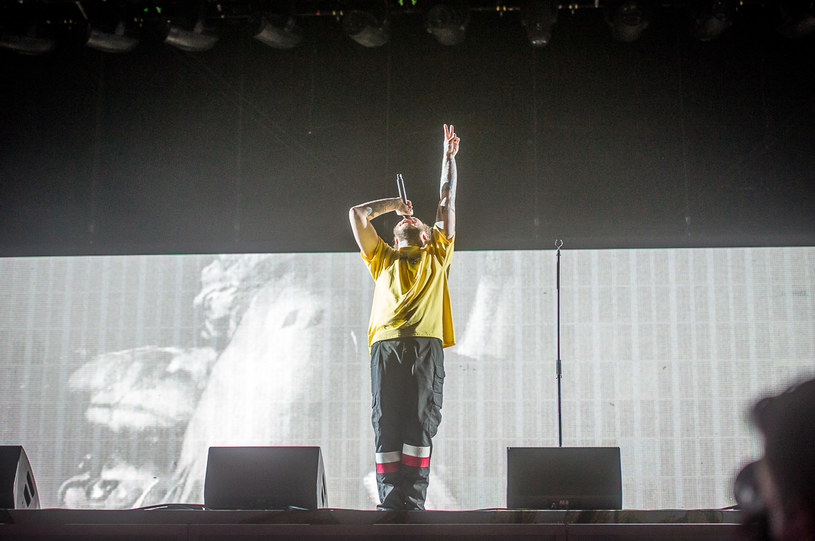 Występ amerykańskiego rapera Post Malone był zwieńczeniem koncertów na scenie głównej tegorocznej edycji Open'er Festivalu. Jak zaprezentował się na scenie?