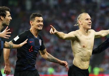 Chorwacki piłkarz odpowie za polityczny okrzyk po wygranym meczu?