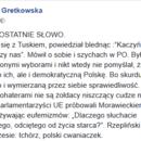 Znana pisarka poniża Kaczyńskiego