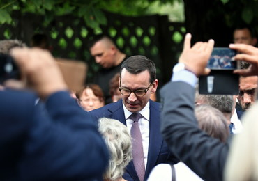 Incydenty podczas debaty z udziałem premiera. Legutko skarży się do szefa PE