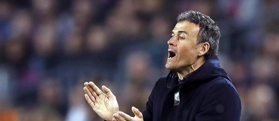 Luis Enrique został trenerem piłkarskiej reprezentacji Hiszpanii - poinformowała tamtejsza federacja (RFEF). Na stanowisku zastąpił Fernando Hierro, który objął zespół na czas mistrzostw świata w Rosji.