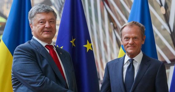 Przewodniczący Rady Europejskiej Donald Tusk wezwał w poniedziałek w Brukseli władze Polski i Ukrainy do łagodzenia napięć na tle historycznym. Po zakończeniu szczytu UE-Ukraina wskazywał, że napięcia te pokazują, iż nie wszyscy odrobili swoje lekcje z historii.