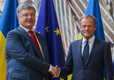 """Donald Tusk apeluje do władz Polski i Ukrainy. """"Nie wszyscy odrobili swoje lekcje z historii"""""""
