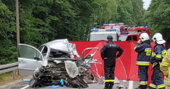 Jedna osoba zginęła w zderzeniu ciężarówki z autem osobowym na wysokości miejscowości Babi Dół na Pomorzu.