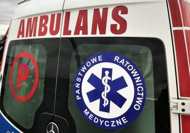 Warmińsko-Mazurskie: 5-letni chłopiec potrącony na przejściu dla pieszych