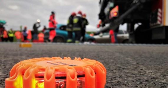 7 osób rannych w wypadku w Hebdowie w Małopolsce. Na DK 79 na odcinku Koszyce - Nowe Brzesko zderzyły się 2 samochody osobowe.
