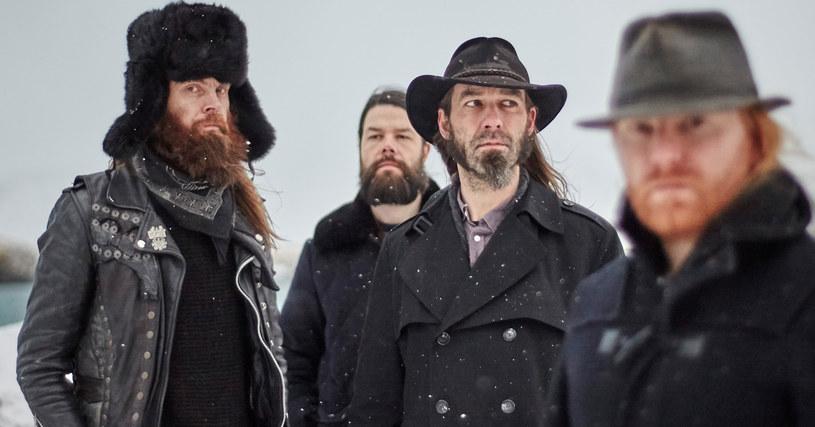 W listopadzie islandzka grupa Sólstafir ponownie odwiedzi nasz kraj.