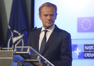 NATO i UE podpisały ważną deklarację. Apel Donalda Tuska do Donalda Trumpa