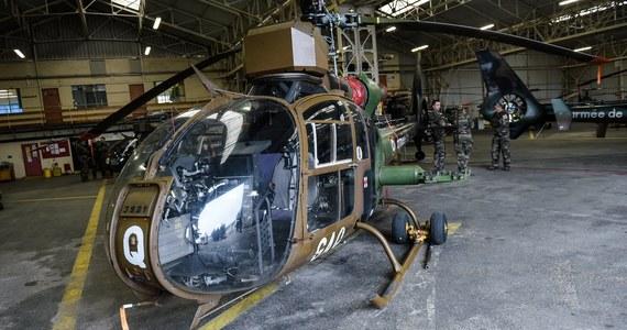 Jeden francuski żołnierz zginął, a jeden został ranny w katastrofie wojskowego śmigłowca w pobliżu Abidżanu - stolicy Wybrzeża Kości Słoniowej. Helikopter rozbił się we wtorek w godzinach wieczornych. Przyczyny wypadku na razie nie są znane - podała AFP.
