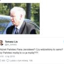 Smutne zdjęcie Kaczyńskiego