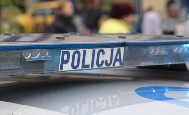 Tragiczny wypadek na drodze krajowej 79 na trasie Góra Kalwaria - Kozienice na Mazowszu.