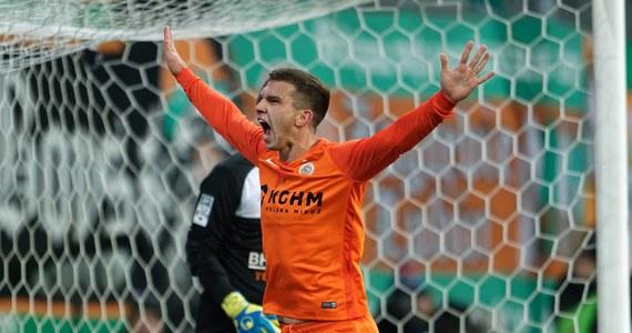 Jakub Świerczok w ciągu ośmiu minut zdobył trzy gole, a jego Łudogorec Razgrad pokonał zespół Crusaders z Irlandii Północnej 7:0 w meczu 1. rundy kwalifikacji piłkarskiej Ligi Mistrzów.