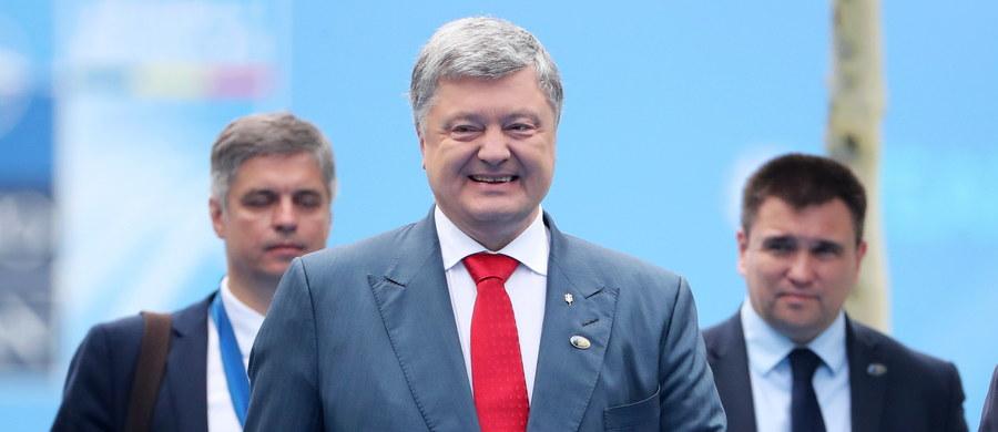 Prezydent Ukrainy Petro Poroszenko powiedział, że relacje Ukrainy z Polską są dobre, a kwestie historyczne należy pozostawić historykom oraz starać się nie upolityczniać przeszłości.