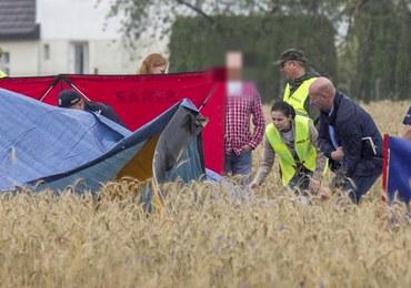 Nowe fakty ws. katastrofy śmigłowca na Opolszczyźnie. Leciał nim ojciec z synami