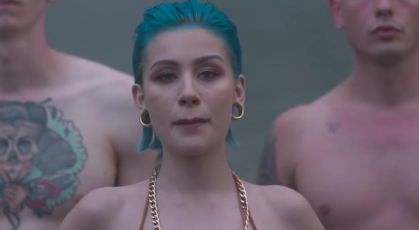 """""""Coolaid"""" to kolejny singel znanej z """"X Factora"""" Agaty Dziarmagowskiej, czyli Dziarmy, wydany ponad rok po premierze kontrowersyjnego """"KAWAII"""". Do klipu zrealizowano teledysk, za którego stworzenie odpowiedzialna była ekipa H D S C V M."""