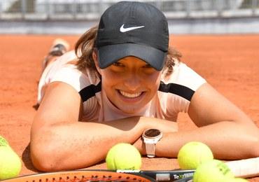 Iga Świątek w półfinale juniorskiego Wimbledonu